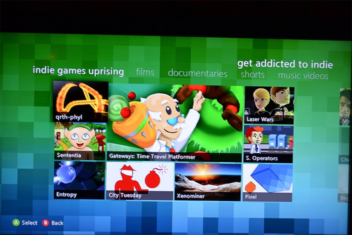 Xbox Live's Indie Games