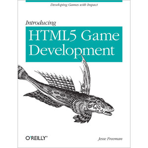 HTML5 game dev cover
