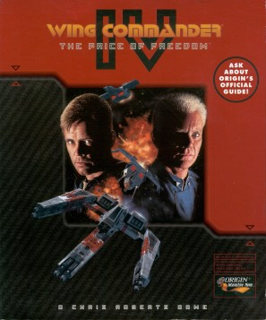 Wing Commander 4 box art