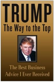 Trump the way to the top book cover